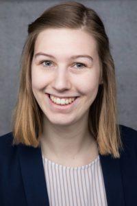 Lisa-Marie Hallermann - Schulsozialarbeiterin